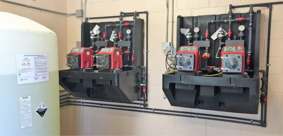 Packaged pumping systems - flowrox