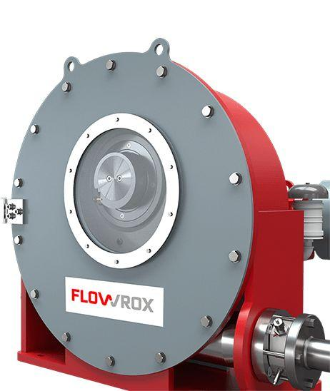 Smart hose pumps - Flowrox
