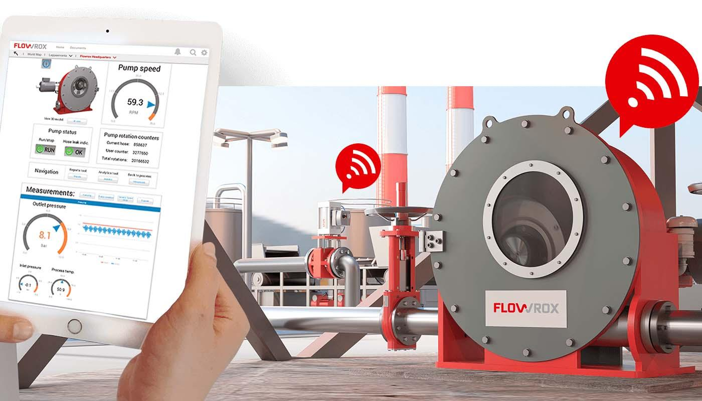 Digital Services IIoT - Flowrox